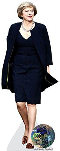 Theresa May Life Size Cutout Celebrity Cutouts