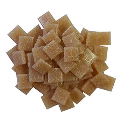200 Gram Pack Vitreous Glass Tiles 1cm x 1cm x 4mm for Mosaics Art /& Craft Approx 300 Loose Tiles Allsorts Mix