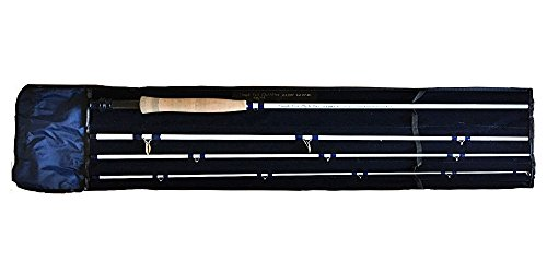 (Temple Fork Outfitters Axiom Lefty Kreh Instructor Single Handed Fly Rod - 5 wt, 9 ft, 4 piece )