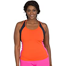 Katie K. Active Racerback Workout Top For Women - Plus Sizes Too - Seen On The Biggest Loser