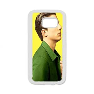 Custom Cover Case Fashion Charlie Puth Time For Samsung Galaxy S7 SXSWZ986711