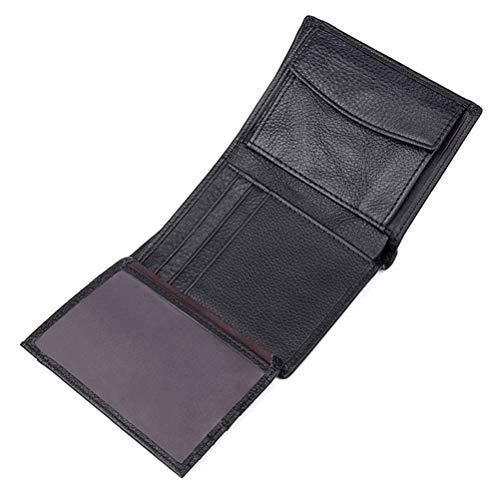 Carte Brown Yhujh Sottile Fermasoldi color 12 Minimalista Home 5 Black 9 1 Porta 5cm Per Di Da Portafoglio Credito Con Viaggio Uomo rr8EwBqR