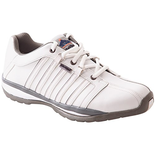Portwest Mens Arx Safety Trainer Zwart