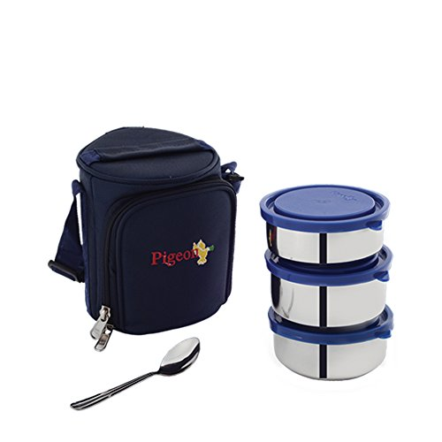 Pigeon   Classmate 3 Lunch Box with Bag