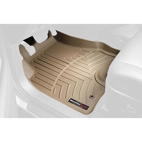 70 Oz Carpet Oak Coverking Front Custom Fit Floor Mats for Select Lexus GX470 Models