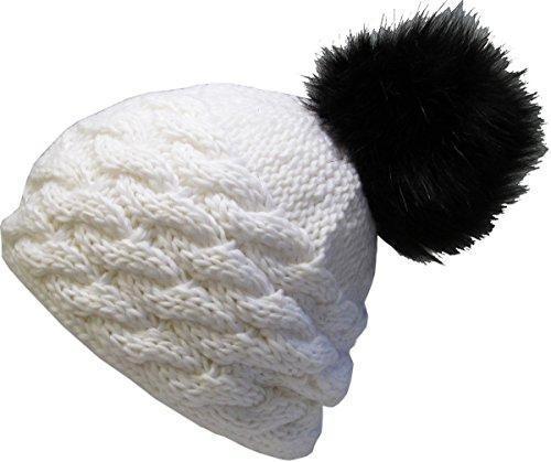 KBW-7 (Childs White Rabbit Hat)