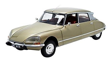 "Norev NV181581 Escala 1:18 ""1973 Citroen DS 23 Pallas Tholonet Beige Modelo"