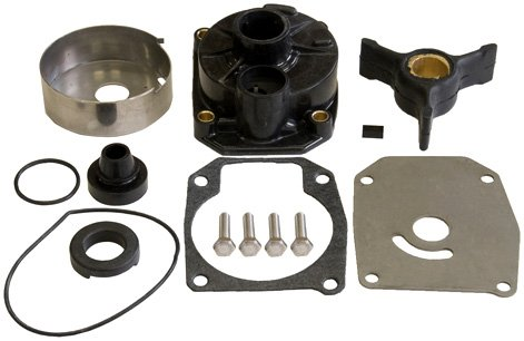 Sierra International 18-3454 Marine Water Pump Kit for Johnson and Evinrude Outboard Motor -
