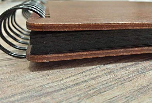 Couples Custom Wreathe (11x8.5 or 8.5'' x7) Guest Book Wedding Mr Mrs Decor Im Getting Married Rustic Photo Album Gift by Weddings-by-StockingFactory (Image #9)