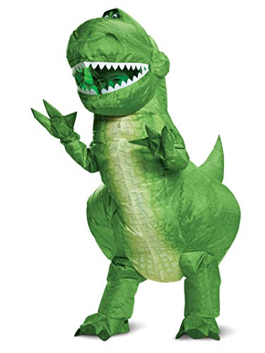 Inflatable Toys For Adults (Disguise Toy Story 4 Rex Inflatable Child)