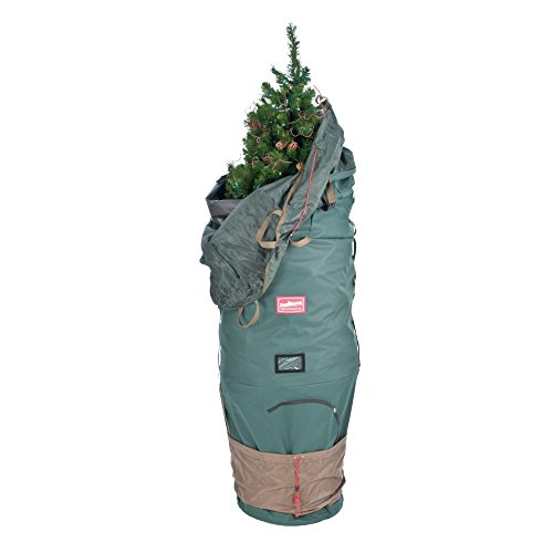Christmas Tree Upright Storage Bag With Wheels - 2