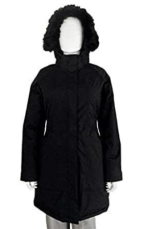 The North Face Womens Arctic Down Parka TNF Black/TNF Black X-Small
