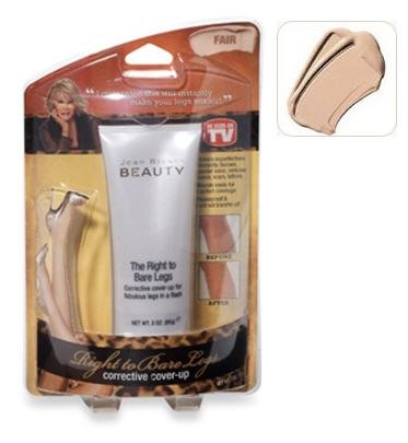 (Joan Rivers Beauty-The Right to Bare Legs Corrective Cover Up- Fair)