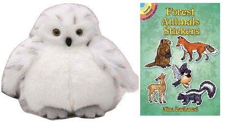 Unipak Baby Plumpee White Snow Owl 7
