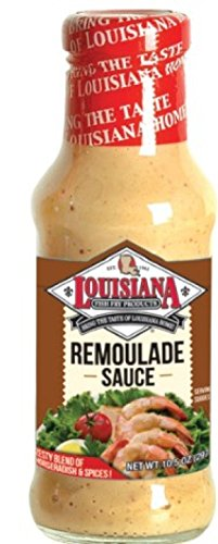 (LOUISIANA Remoulade Sauce 10.5 OZ (Pack of 3))