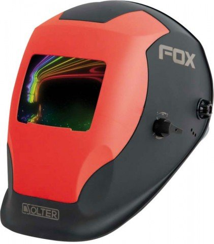 SOLTER - Pantalla de soldadura FOX 20R PRO - Electrónica regulable 100 * 67 mm gran