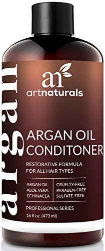 ArtNaturals Argan Oil Hair Conditioner  -  - Sulfate Free -