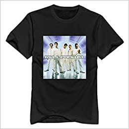 97e1bcbbbcb69 Amazon.com: Backstreet Boys 100% Cotton T Shirt For Men New Style T ...