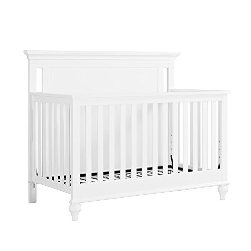 Dorel Baby Cribs - Baby Relax Jacey 4-in-1 Convertible Crib, Pure White
