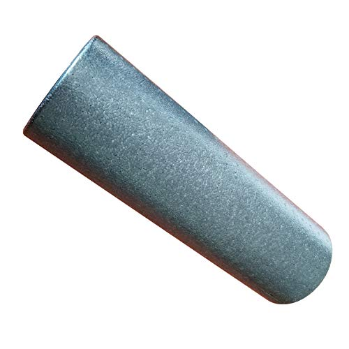 Black High Density Foam Rollers Full Round - Extra Firm - 6' x 18' Round
