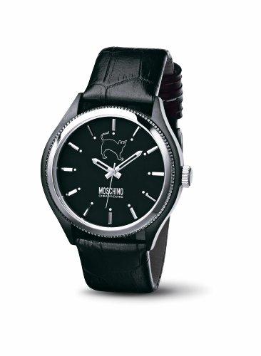 Watch Moschino Lets Turn Black Mw0068 Men´s Black