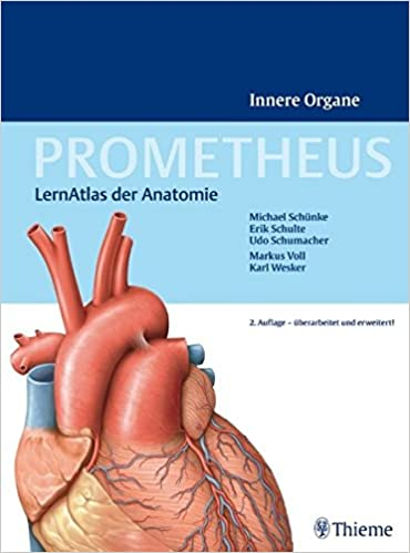 PROMETHEUS LernAtlas der Anatomie: Innere Organe: Amazon.de: Erik ...