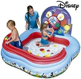 Piscina Hinchable Mickey Mouse 6226: Amazon.es: Deportes y aire libre
