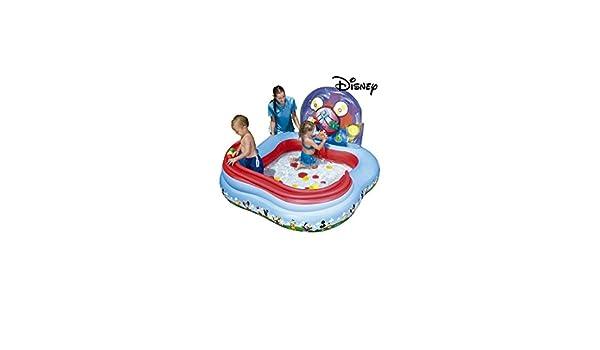 Piscina Hinchable Mickey Mouse 6226: Amazon.es: Deportes y ...