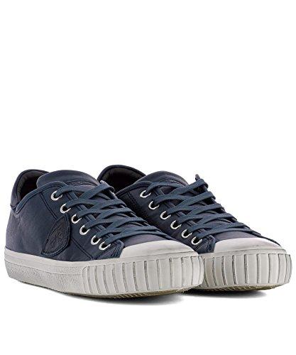 Philippe Model Zapatillas Para Hombre Azul Azul It - Marke Größe