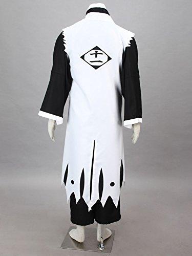 Going Coser Bleach Kenpachi Zaraki Gown 3rd Version Cosplay Costume (XX-Large, Multi)