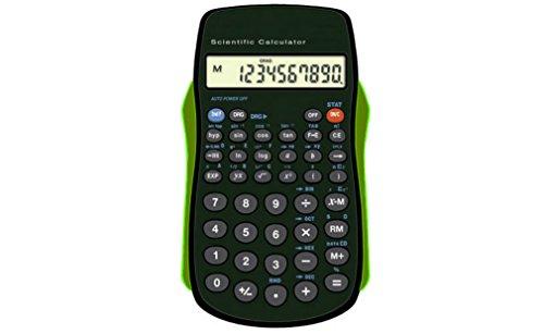MD EE. UU.–56función Calculadora científica, Verde