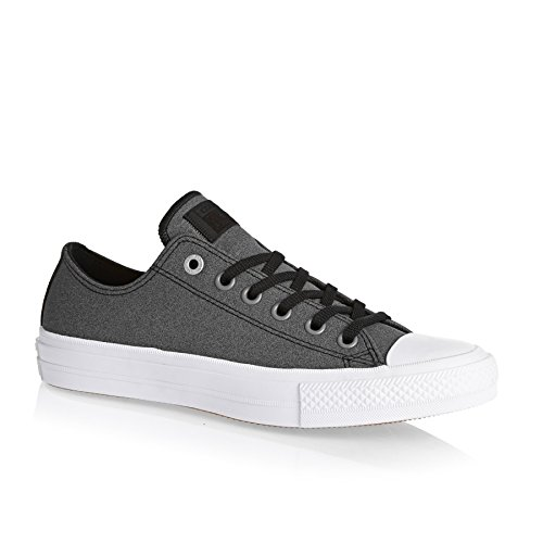 Converse Trainers - Converse Chuck Taylor All Star II Shoes - Black/Mason/White Black/Mason/White