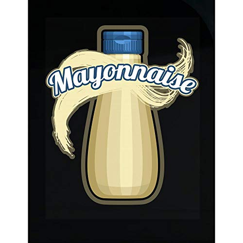 Kellyww Mayonnaise Condiment Easy Trio Halloween Costume Tshirt - Transparent Sticker -
