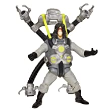 Marvel Ultimate Spider-Man Power Webs Flip Strike Doc Ock Figure