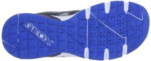 Geox J ASCARI T J32F5T01404C0673 - Zapatillas de deporte para niño Azul (Blau (NAVY/SILVER C0673))