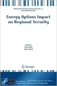 Como Descargar En Elitetorrent Energy Options Impact On Regional Security: Environmental Security) Novedades PDF Gratis