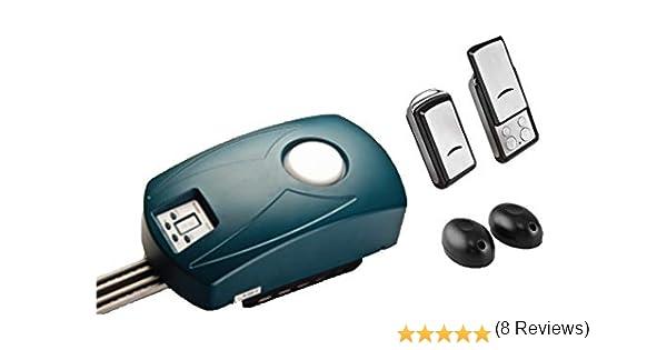 KIT MOTOR PUERTA GARAJE SECCIONAL 1000N / 100KG ECONOMIC: Amazon.es: Bricolaje y herramientas