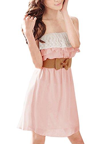 Buy cute belted dresses - 8
