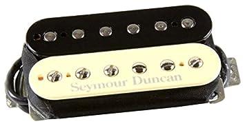 Seymour Duncan SH-4 - Pastilla para guitarra eléctrica para guitarra eléctrica (humbucker)