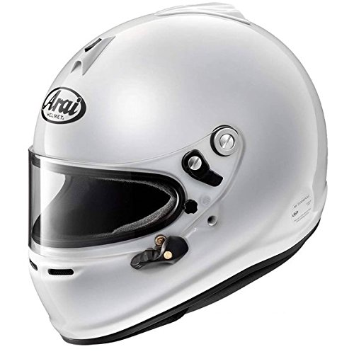 Price comparison product image Arai GP-6S 8859 Series 4-wheel for a full-face helmet white XS (54) GP-6S 8859XS (54)