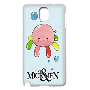 Custom Of Mice & Men Hard Back Cover Case, Custom Brand New Hard Back Case for Samsung Galaxy Note 3 N9000 Of Mice & Men