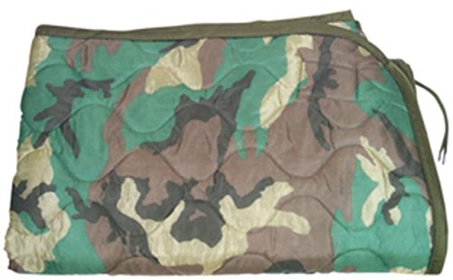 (Fox Outdoor Products Poncho Liner, Woodland Camouflage)