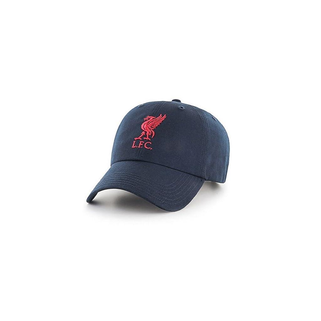 Liverpool FC  Dark Navy Cap  Authentic Merchandise