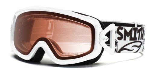Smith Optics Sidekick Youth Goggle (White , Rc36), Outdoor Stuffs