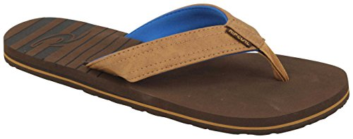 Rip Curl Hombres The Groove Sandal Brown