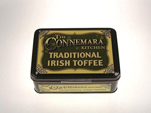 Irish Toffee - The Connemara Kitchen Traditional Irish Toffee Tin
