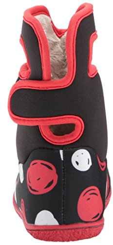 Multi Snow Bogs Baby Penguins Classic Boot Sketch Dots Winter Black qzazHI