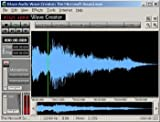 WAVE CREATOR--Record and Edit Audio--Easy to Use--Edit MP3s--Convert Records and Tapes to CD and MP3--Windows XP, Vista, 7