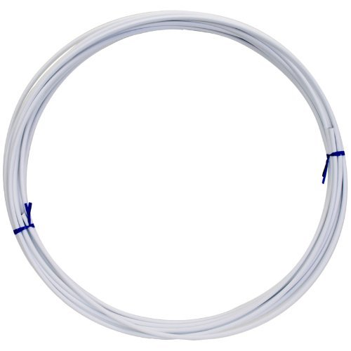 Shimano Sis SP-41 Cable Housing, 5mm x 25ft, White by SHIMANO