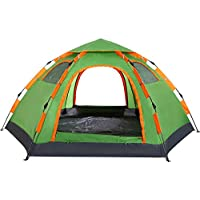 Wnnideo Instant Family Tent 4-5 Person Large Automatic...